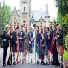 Vietnamese models shine in Scotland