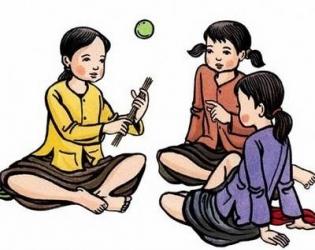 Bamboo jacks (Choi chuyen)