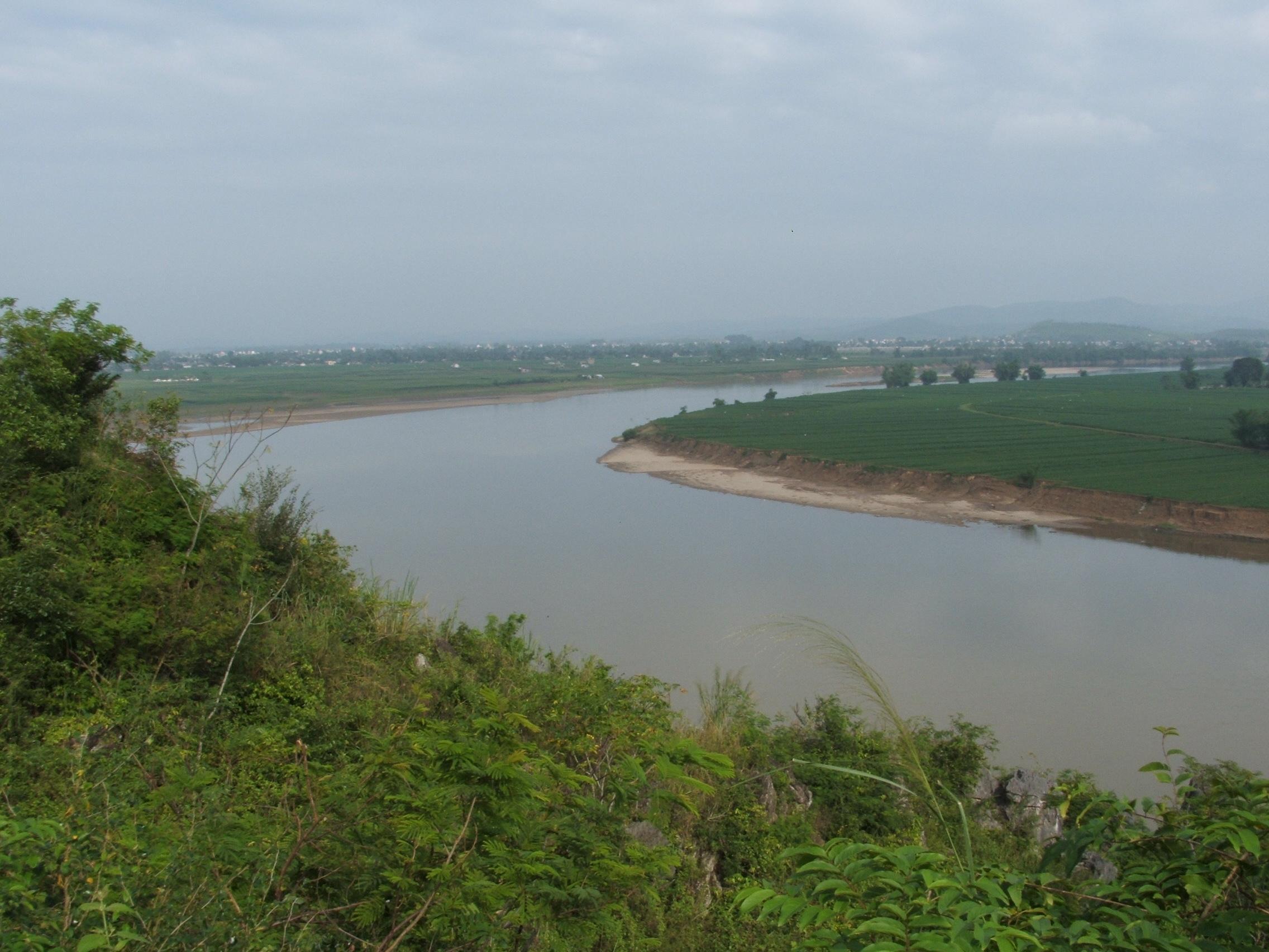 Sông Mã (ảnh Đỗ Quang Trọng)